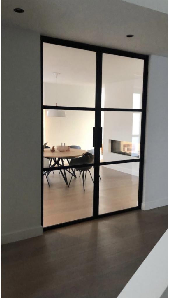 Scharnierdeur project home